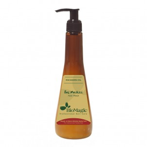 Biomagic Macadamia Saç Maskesi 300ml